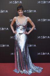 """Sofia Boutella - """"The Mummy"""" Premiere in Madrid 05/29/2017"""