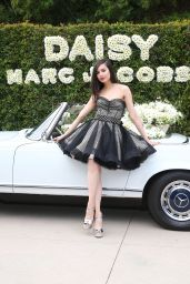 "Sofia Carson - ""Marc Jacobs Celebrates Daisy"" in Los Angeles 05/09/2017"