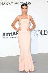 Sonia Ben Ammar – amfAR's 24th Cinema Against AIDS Gala in Cannes 05/25/2017