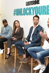"Sophia Bush - Listerine Launch of ""Unlock Your Bold"" in NY 05/09/2017"