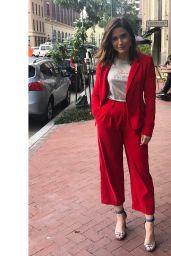 Sophia Bush Social Media Pics 05/09/2017