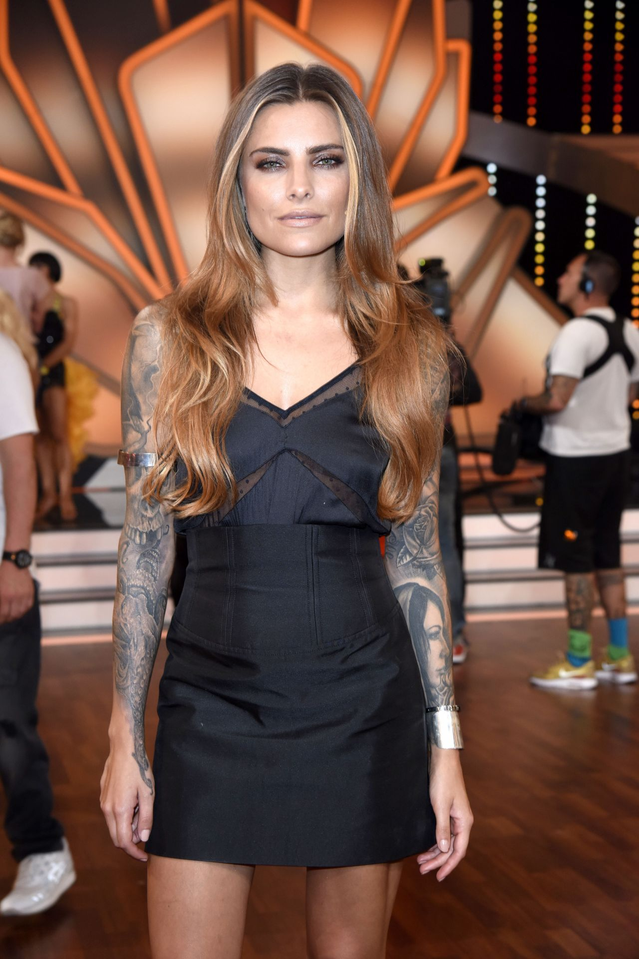 Sophia thomalla rtl live tv show lets dance in cologne nude (72 photos), Hot Celebrity image