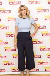"Stacey Solomon - ""Loose Women"" TV Show in London 05/15/2017"