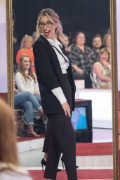Stacey Solomon – Loose Women TV Show in London, UK 05/27/2017