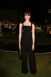 Stacy Martin at Positive Planet Foundation Party - Cannes Film Festival 05/24/2017