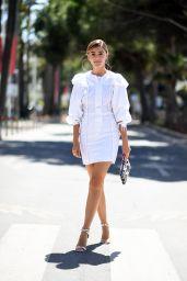 Stefanie Giesinger in Cannes, France 05/23/2017