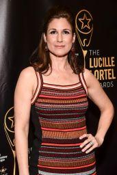 Stephanie J Block – Lucille Lortel Awards in New York 05/07/2017