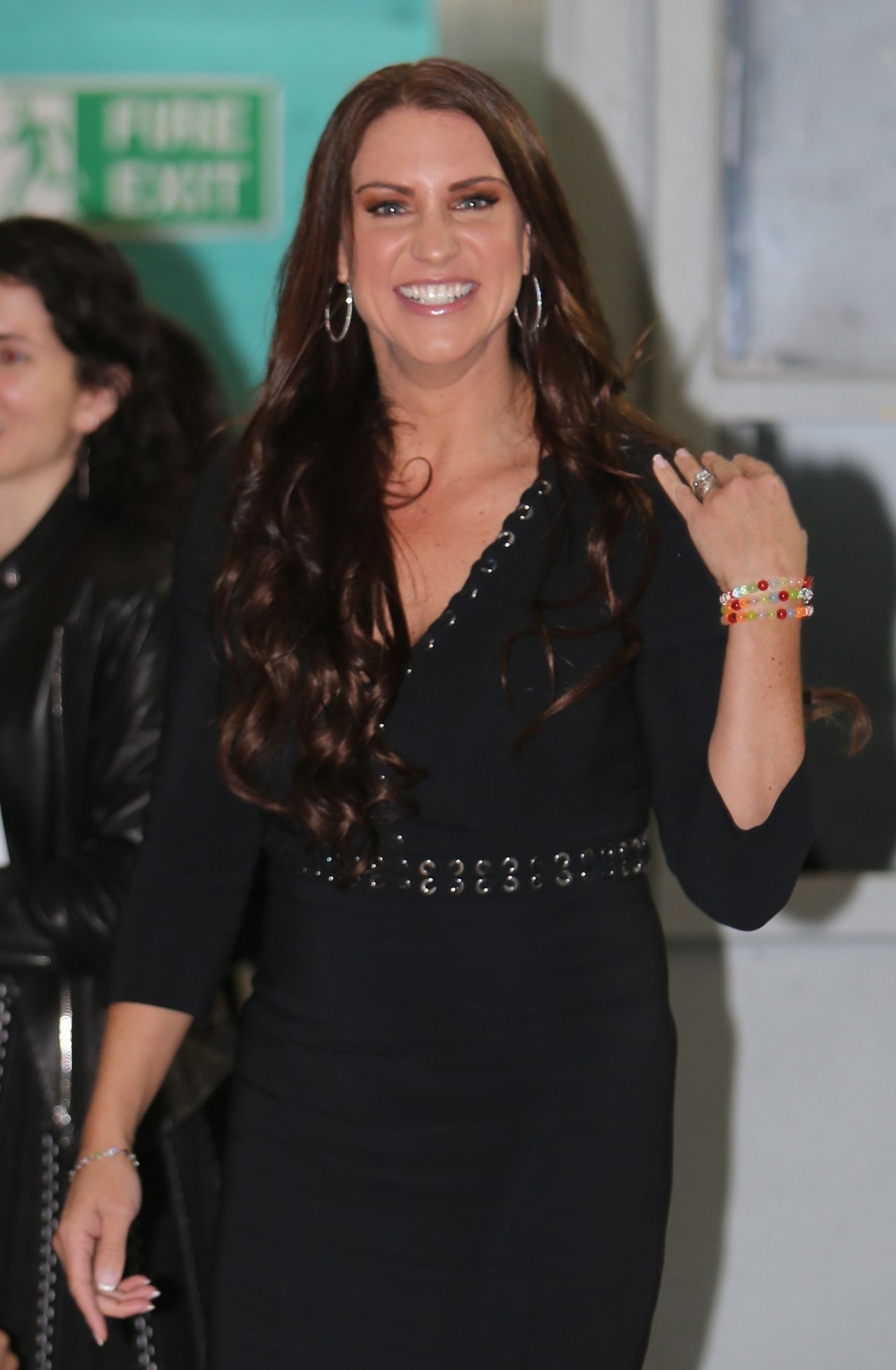 Stephanie Mcmahon Itv Studios In London 05 08 2017
