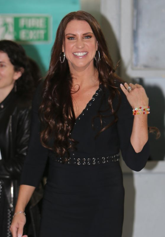 Stephanie McMahon - ITV Studios in London 05/08/2017