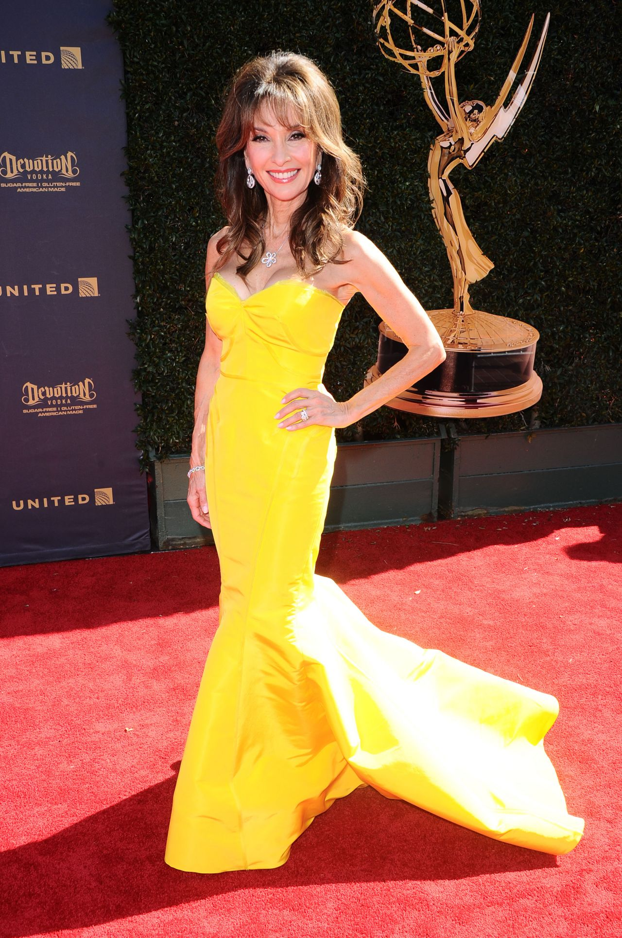 Susan Lucci Daytime Emmy Awards In Los Angeles 04 30 2017