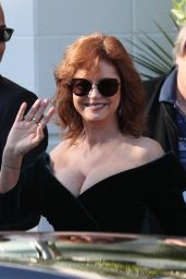 Susan Sarandon – 70th Cannes Film Festival Opening Ceremony 05/17/2017