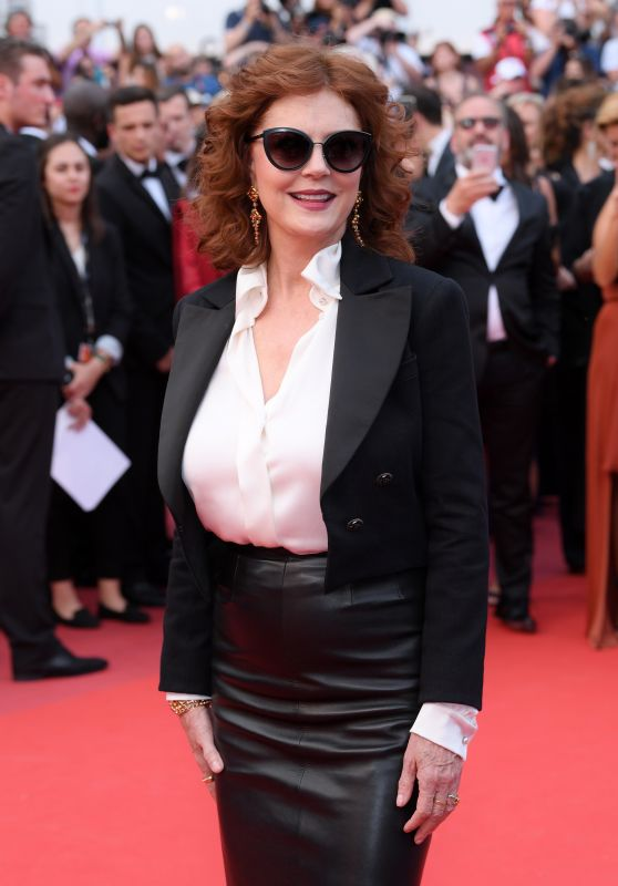 "Susan Sarandon – ""Loveless"" Premiere at Cannes Film Festival 05/18/2017"