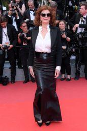 "Susan Sarandon – ""Loveless"" Premiere at Cannes Film Festival 05/18/2017"