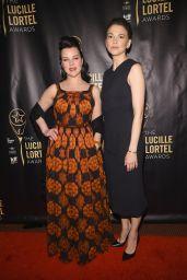 Sutton Foster – Lucille Lortel Awards in New York 05/07/2017