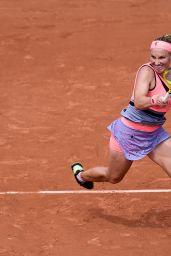 Svetlana Kuznetsova - 2017 French Open Tennis Tournament in Roland Garros, Paris 05/28/2017