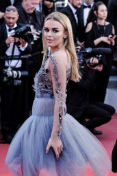 "Tallia Storm - ""120 Beats Per Minute"" Premiere, Cannes Film Festival 05/20/2017"