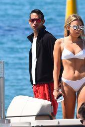 Tallia Storm in Bikini on the Martinez Hotel Beach in Cannes 05/21/2017