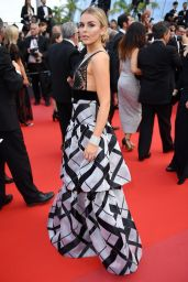 "Tallia Storm – ""Loveless"" Premiere at Cannes Film Festival 05/18/2017"