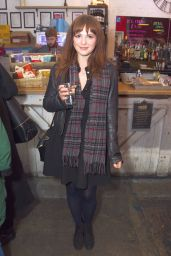 """Tamla Kari - """"A Lie of the Mind"""" Press Night Party in London 05/08/2017"""