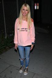 Tara Reid - Dinner at TAO in Hollywood 05/13/2017
