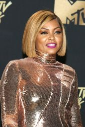 Taraji P. Henson - MTV Movie and TV Awards in Los Angeles 05/07/2017