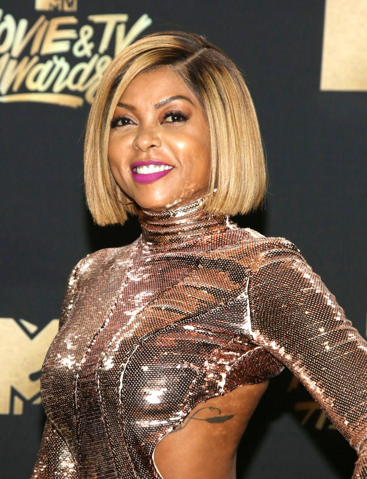 Taraji P. Henson - MTV Movie and TV Awards in Los Angeles ...