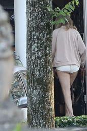 Taylor Swift Candids - in Short Shorts, Nashville, TN 05/14/2017
