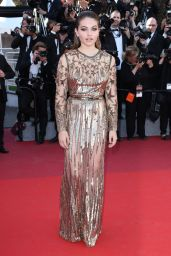 "Thylane Blondeau – ""Okja"" premiere at Cannes Film Festival 05/19/2017"
