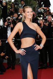 """Toni Garrn – """"The Beguiled"""" Premiere at Cannes Film Festival 05/24/2017"""