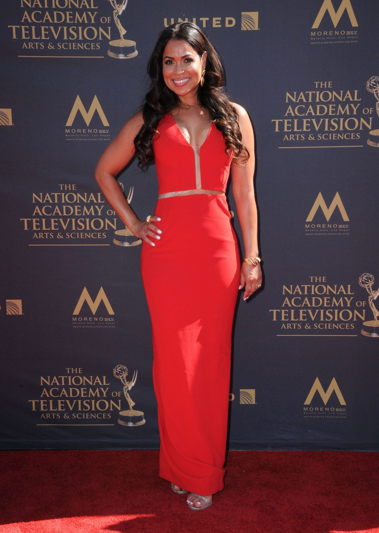 Tracey Edmonds – Daytime Emmy Awards in Los Angeles 04/30/2017 Emmy Awards