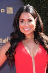Tracey Edmonds – Daytime Emmy Awards in Los Angeles 04/30/2017