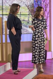 Trinny Woodall at This Morning TV Show in London 05/30/2017