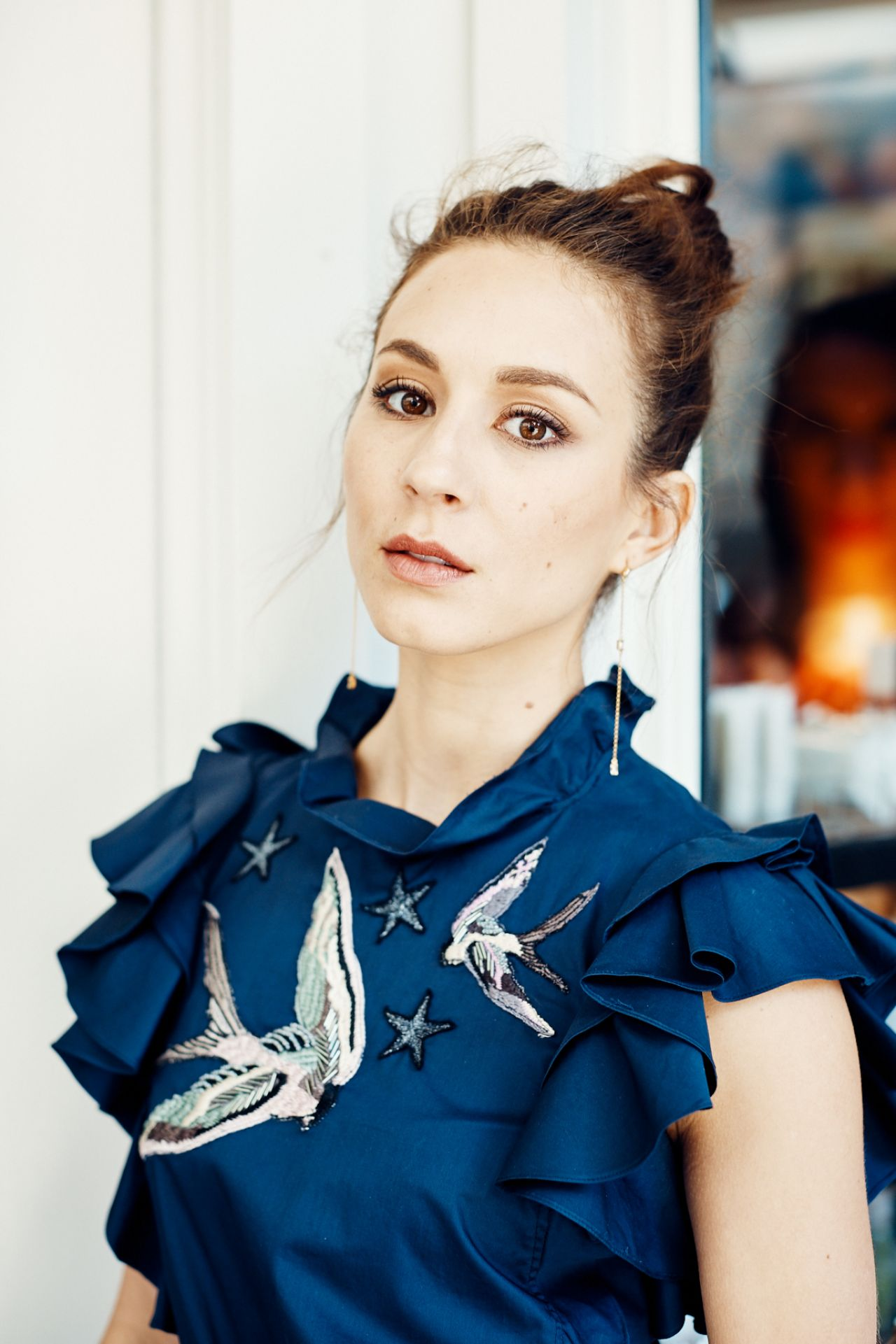 troian bellisario photoshoot for coveteur 2017