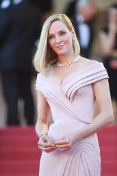 Uma Thurman – 70th Cannes Film Festival Opening Ceremony 05/17/2017