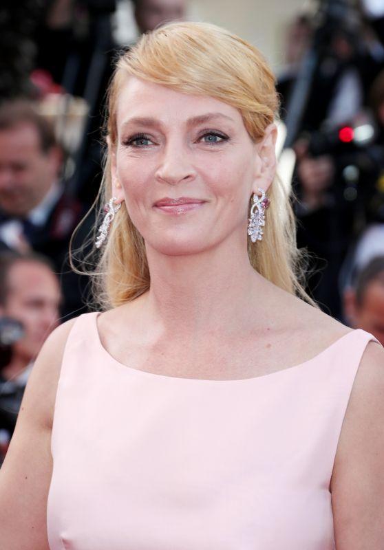 Uma Thurman – Anniversary Soiree – Cannes Film Festival 05/23/2017