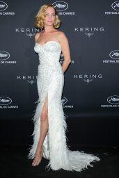 Uma Thurman at Kering Women in Motion Awards - Cannes Film Festival 05/21/2017