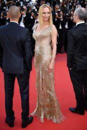 Uma Thurman - Cannes Film Festival Closing Ceremony 05/28/2017
