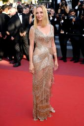 Uma Thurman - Cannes Film Festival Closing Ceremony 05/28/2017