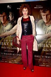 """Valeria Golino – """"On The Milky Road"""" Movie Premiere in Rome 05/08/2017"""