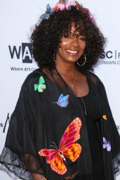 Vanessa Bell – Wearable Art Gala in California African American Museum in LA 04/29/2017