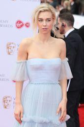Vanessa Kirby – BAFTA TV Awards in London 05/14/2017