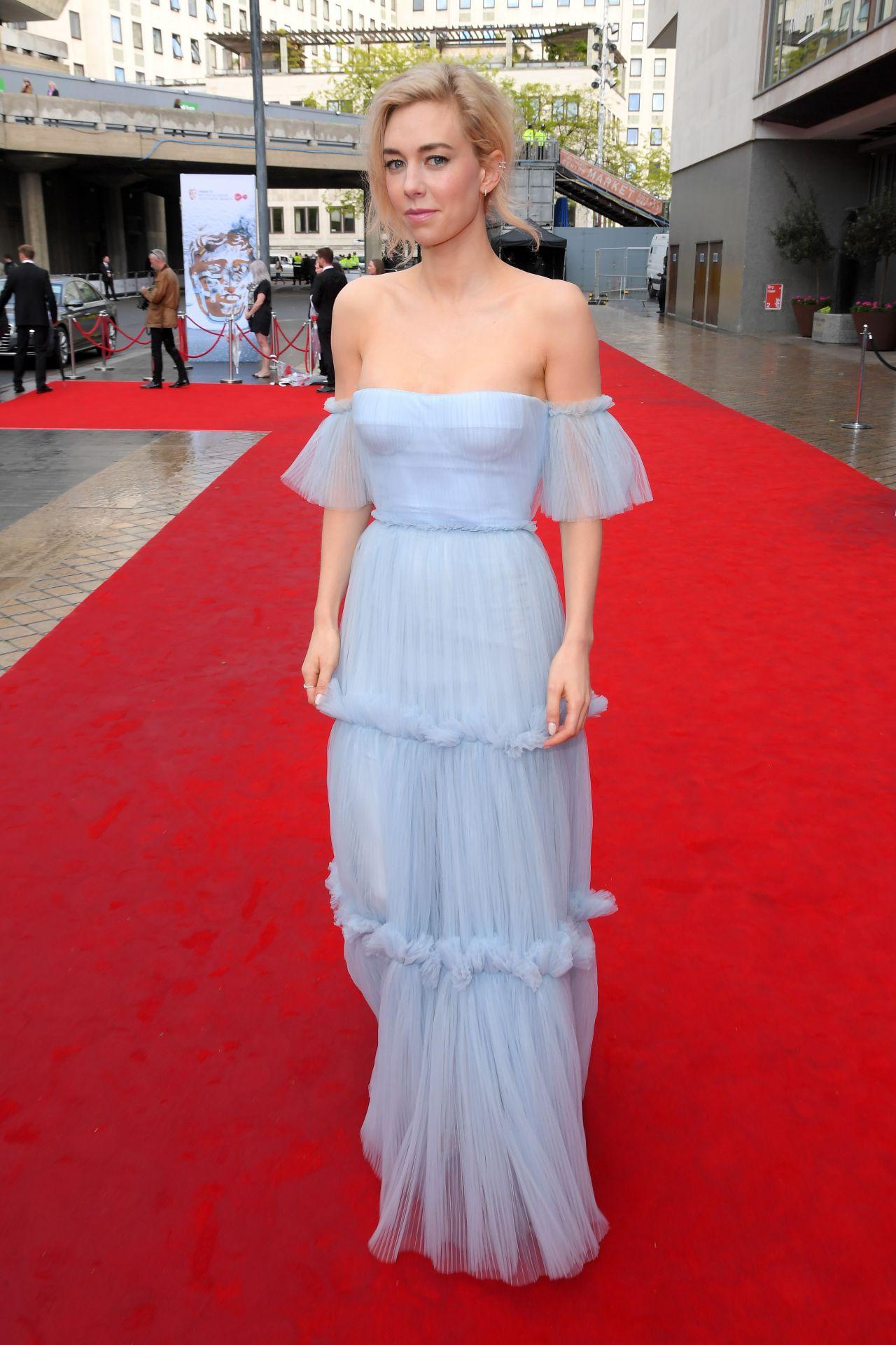 Vanessa Kirby Bafta Tv Awards In London 05 14 2017