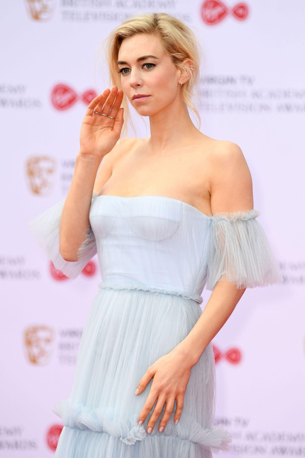 Vanessa Kirby – BAFTA TV Awards in London 05/14/2017 Vanessa Kirby