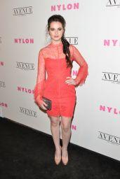 Vanessa Marano – NYLON Young Hollywood Party in Los Angeles 05/02/2017