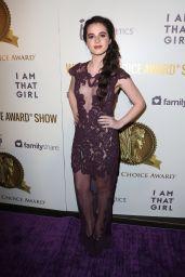 Vanessa Marano – Women's Choice Awards in Los Angeles 05/17/2017