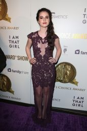 Vanessa Marano – Women's Choice Awards in Los Angeles 05/17/2017
