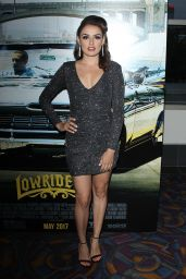 "Vannessa Vasquez - ""Lowriders"" Special Screening in Los Angeles 05/09/2017"