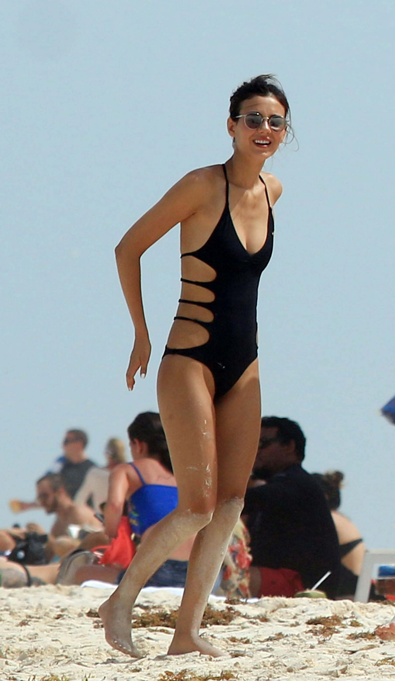 Victoria Justice in Swimsuit - Cancun, Mexico - Part II 05 ...