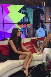 Victoria Justice Social Media Pics 05/09/2017