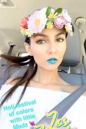Victoria Justice Social Media Pics 05/15/2017